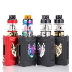 SnowWolf MFENG 200W Kit | Snow Wolf MFENG Mod New + Tank